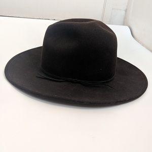 Accessories - BOHO Chocolate Brown Lite Felt Hat